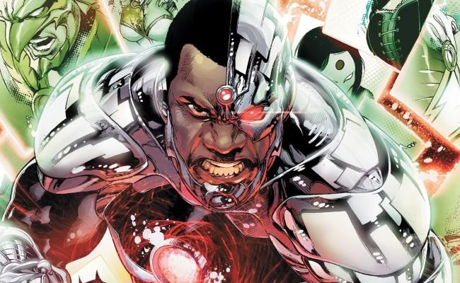 CYBORG Blasts His Way Into BATMAN VS. SUPERMAN