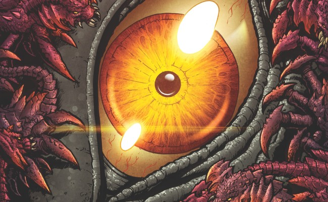 GODZILLA: Rulers of Earth #11 Review
