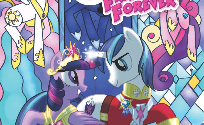 My Little Pony: Friends Forever #4 Review