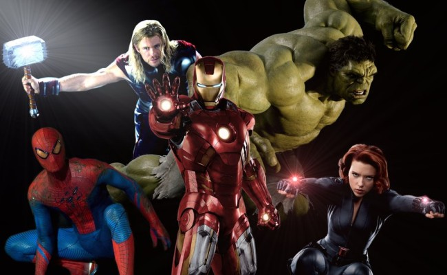 The SPIDER-MAN/AVENGERS Team-Up Will Happen When The Studios Run Out Of Ideas