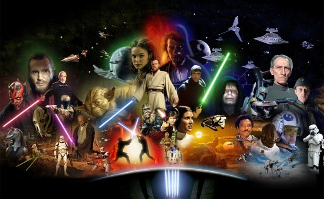Lucasfilm Confirms STAR WARS Expanded Universe Has Been Thrown Out