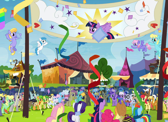 My Little Pony: Friendship is Magic 'Trade Ya!' Review