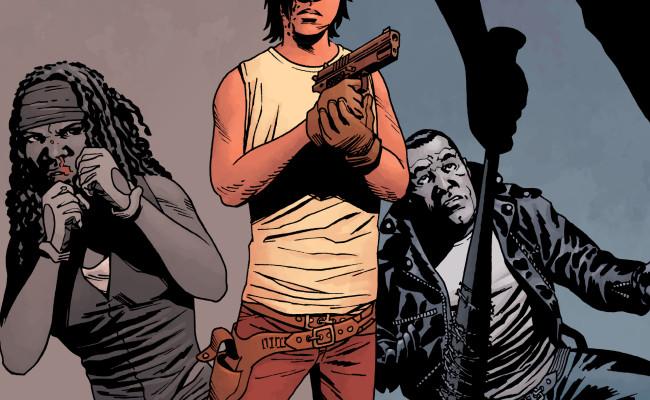 Walking Dead #126 Review