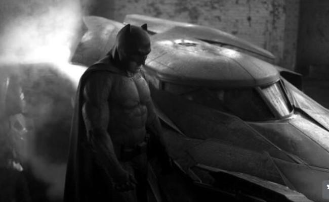 Ben Affleck's BATMAN is in The Flash TV Series?