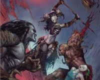 Cyber Force #9 Review