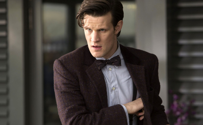 The Doctor Vs. Skynet! Matt Smith Joins TERMINATOR GENESIS