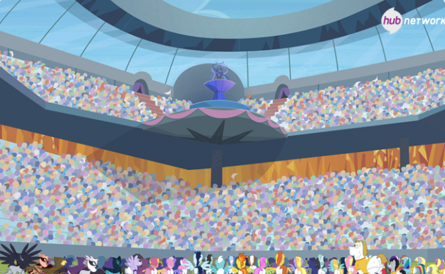 My Little Pony: Friendship is Magic 'Equestria Games' Review