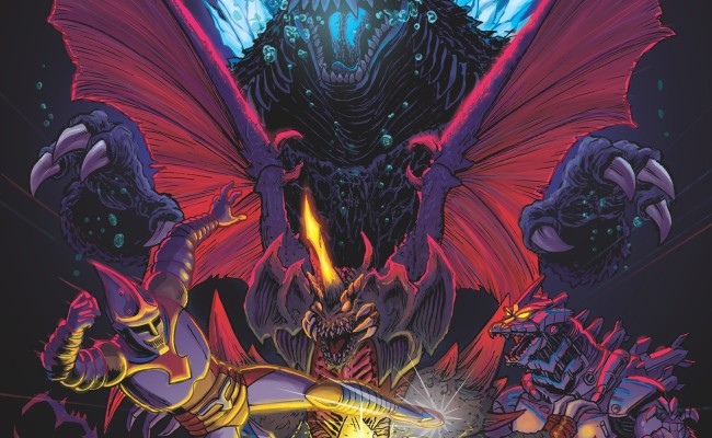 GODZILLA: Rulers of Earth #12 Review