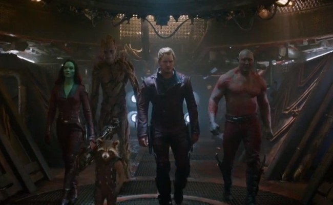 Oh Yeah! More Alien Hijinks In New GUARDIANS OF THE GALAXY Trailer