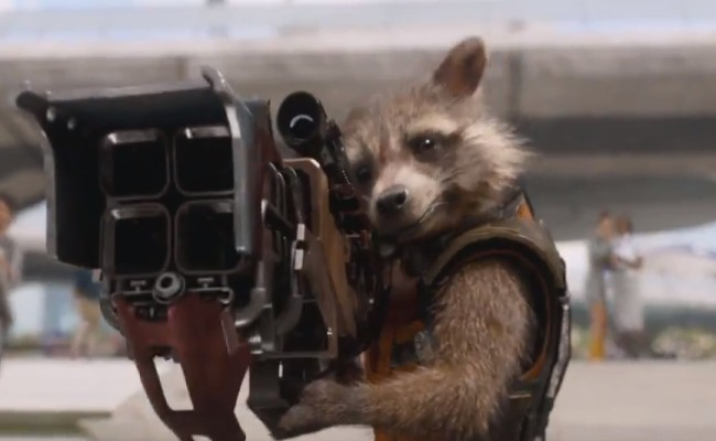 GUARDIANS OF THE GALAXY Just Beat Every Movie In 2014