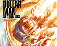 Six Million Dollar Man Season 6 #3 Review