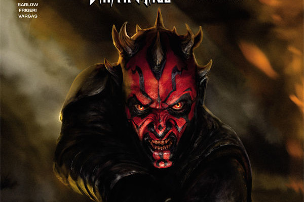 STAR WARS: DARTH MAUL—SON OF DATHOMIR #1 Review