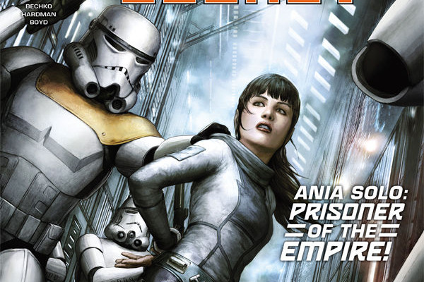 Star Wars: Legacy #15 Review