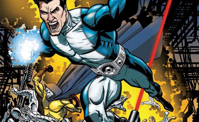 T.H.U.N.D.E.R. Agents #8 Review