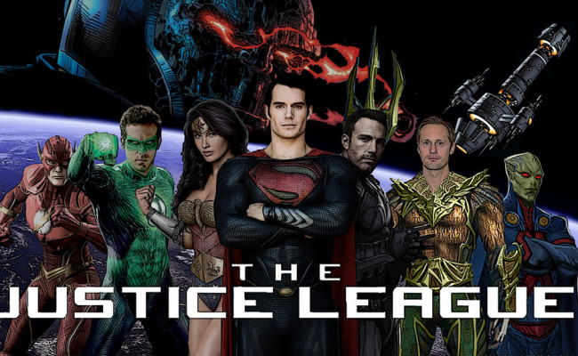 Who Will Be On The JUSTICE LEAGUE?