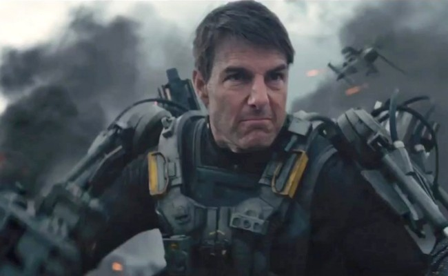 Tom Cruise.  Sith Lord.  Star Wars Episode 7. What?