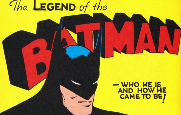 Batman, Legally created by Bob Kane