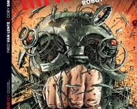 Magnus: Robot Fighter #4 Review