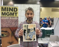 EXCLUSIVE! Talking Mind MGMT with Matt Kindt!