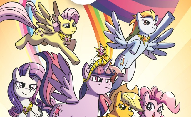 My Little Pony: Friendship is Magic #20 Review