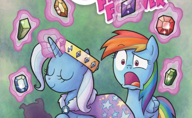 My Little Pony: Friends Forever #6 Review
