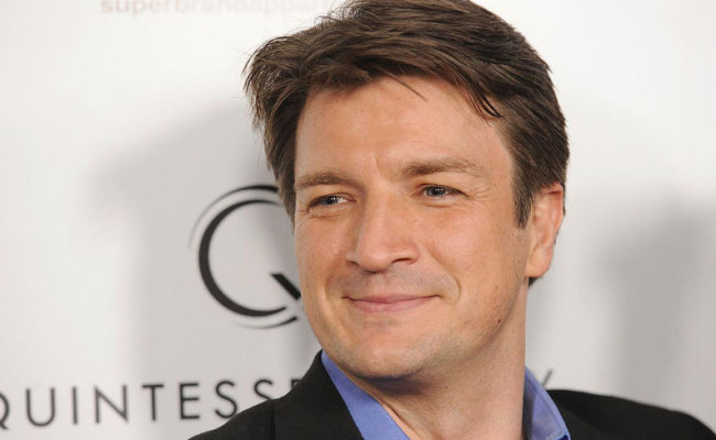 NATHAN FILLION 100% Definitely in GUARDIANS OF THE GALAXY.  But as Who?