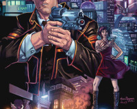 RED CITY #1 Review