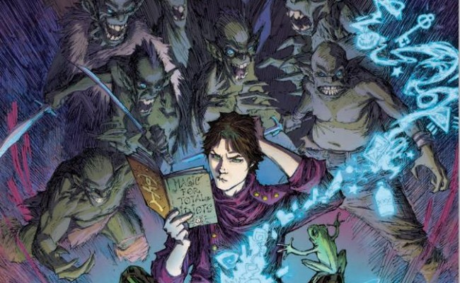RISE OF THE MAGI #1 Review