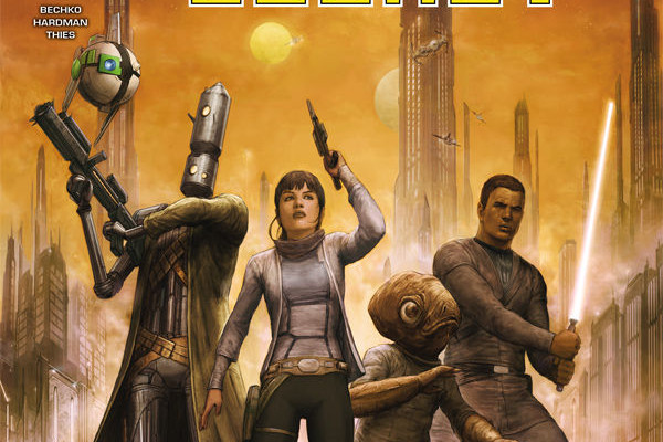 Star Wars: Legacy #16 Review