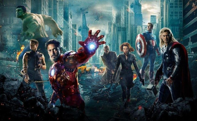 SDCC: Full AVENGERS: AGE OF ULTRON Poster Revealed