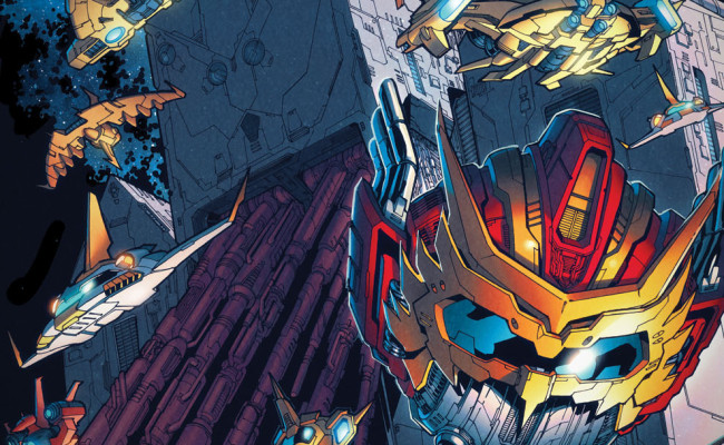 Transformers: More Than Meets The Eye #30 Review