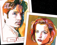 The X-Files Art Gallery #1: Review
