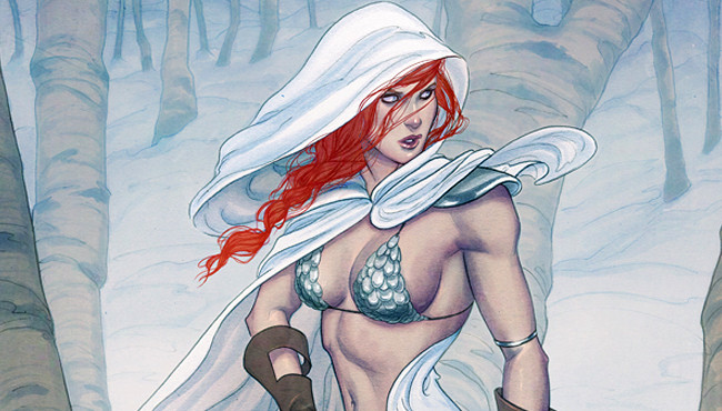 The Pull List: Red Sonja