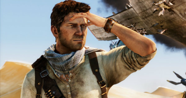 Spot the difference: Male Video Game Characters