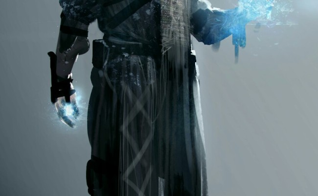 Every Piece of ICEMAN Concept Art for DAYS OF FUTURE PAST Is Cooler Than the Movie Suit