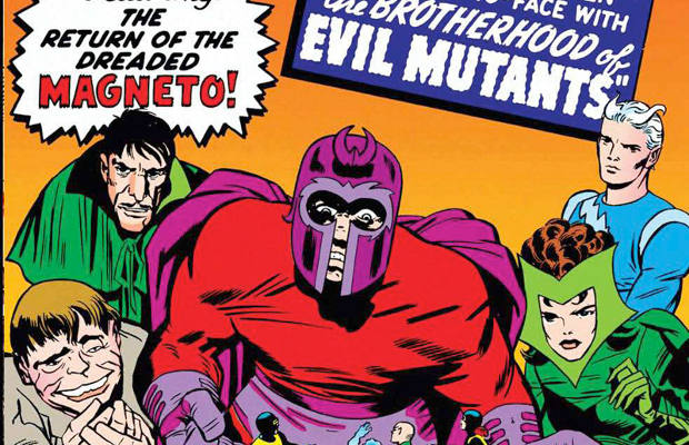 Magneto Shouldn't Be Jewish Anymore. Updating Marvel