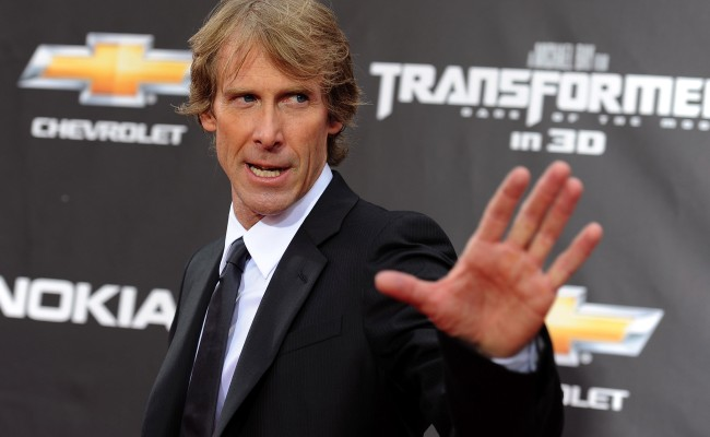 """""""Let them hate"""" says MICHAEL BAY To Critics"""