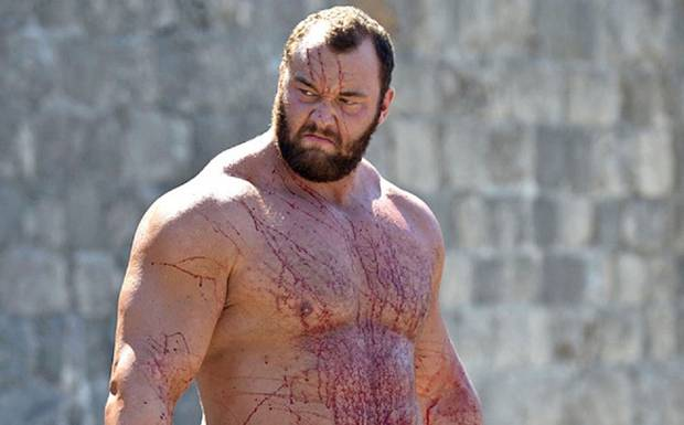 Stop Hating GoT's 'The Mountain'.  He's the Nicest Guy Ever