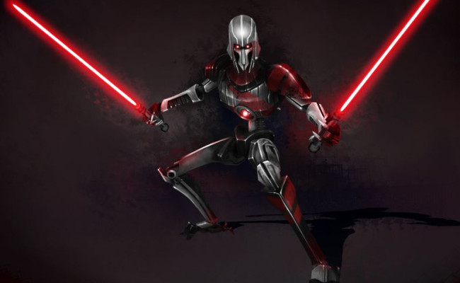 STAR WARS EPISODE 7 Villains Leaked And They're Not Sith!
