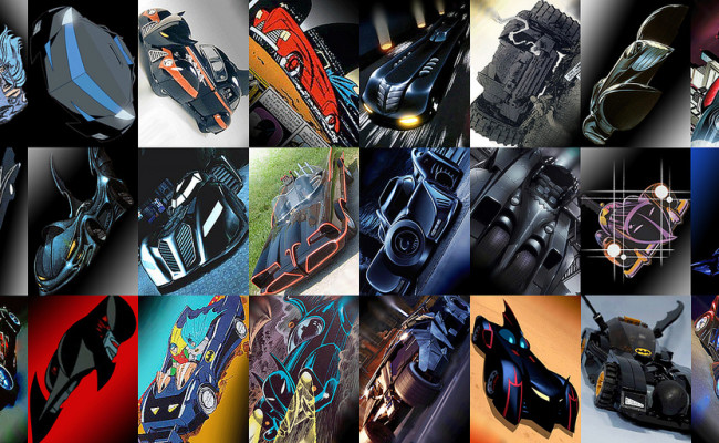 5 Batmobiles BATMAN: ARKHAM KNIGHT Needs To Have