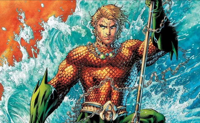 Two Writers. One AQUAMAN Movie. A Fight For The Best Script!