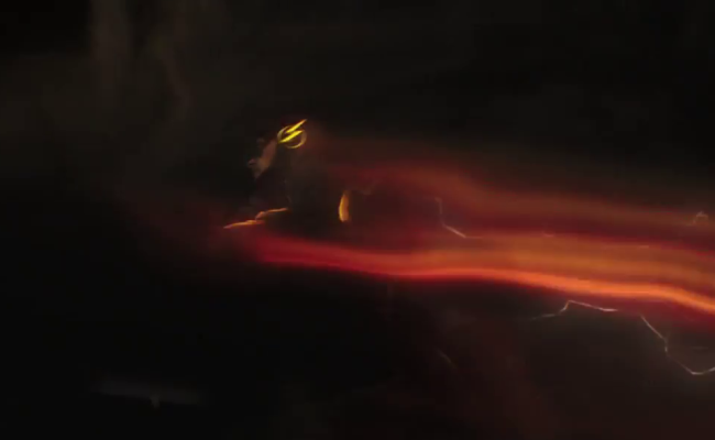 REVERSE THAT — Easter Eggs from THE FLASH Pilot