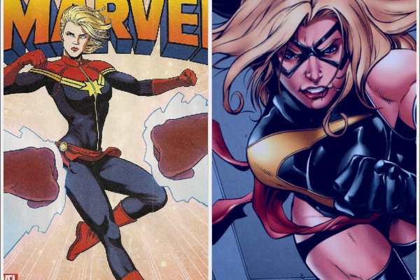 Kevin Feige Responds to Ronda Rousey's CAPTAIN MARVEL Campaign!