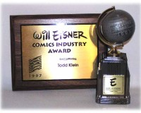 SDCC: Congratulations EISNER AWARD Winners!