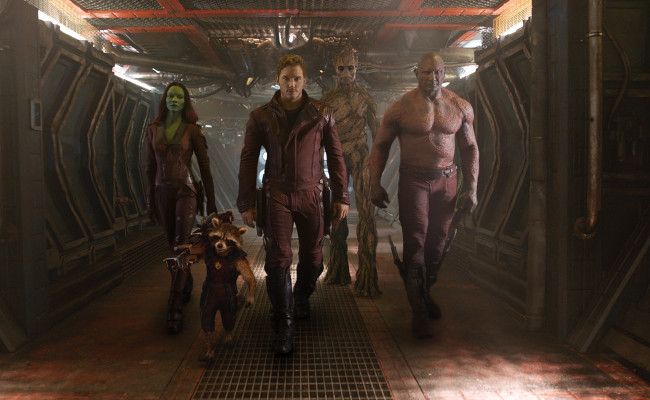 Damn – No HULK or CAPTAIN MARVEL in GUARDIANS OF THE GALAXY VOL. 2