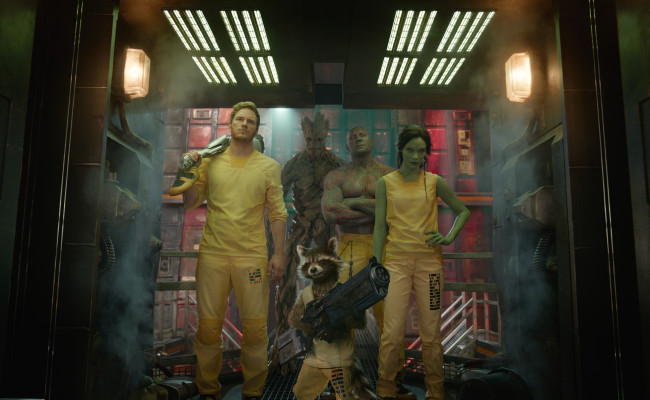 Humorous GUARDIANS OF THE GALAXY Post-Credits Scene Leaked!