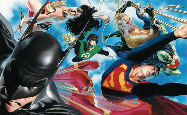 Following BATMAN V SUPERMAN Shift, WB Announces 9 More DC Movies