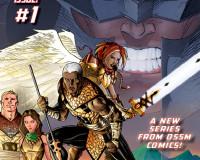 ADVANCE REVIEW! Monomyth #1