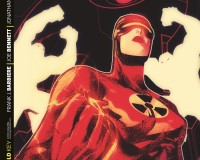 Solar: Man of the Atom #4 Review