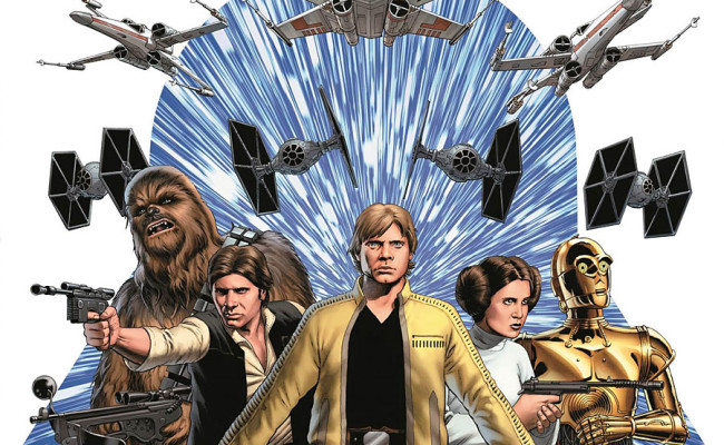 Marvel's STAR WARS Lineup Heads Back To The Original Trilogy Days